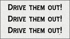 Drive Them Out cd